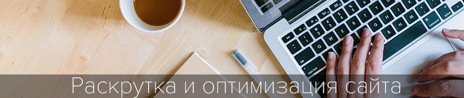 Раскрутка и оптимизация