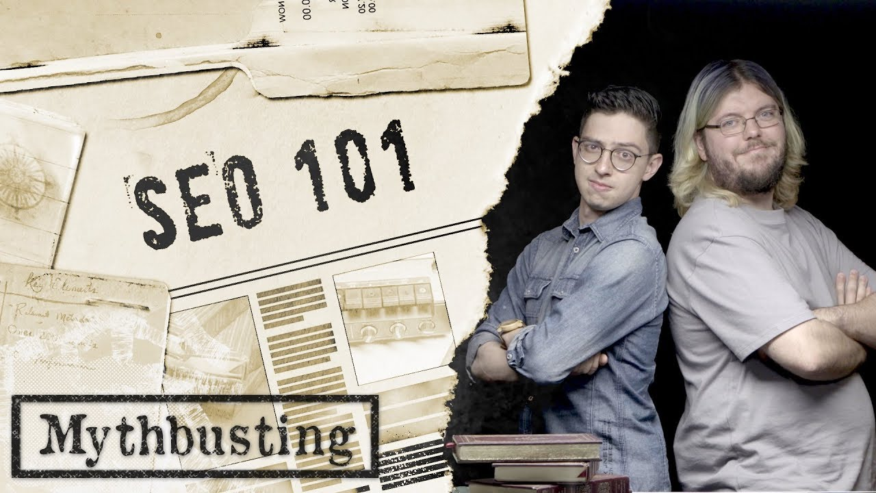 seo 101 Mythbusting